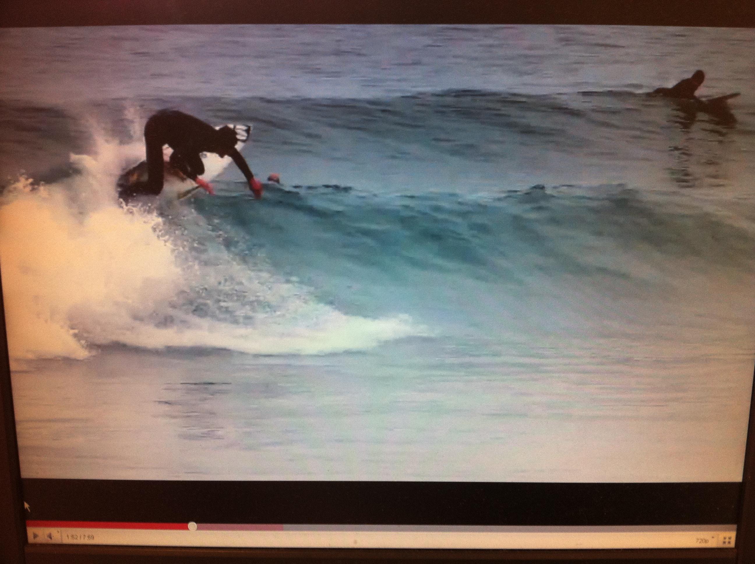 Vídeo corrección de Daniel Van Gemert.