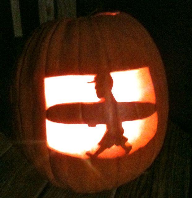 Fotografía http://www.greatergoodlife.com/blog/2010/10/31/smurf-tastic-halloween.html