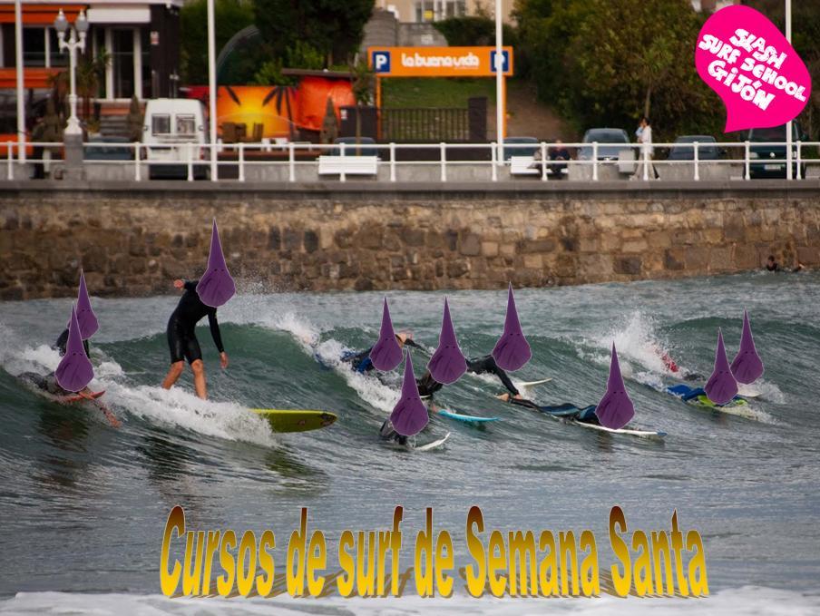 """Esta es nuestra """"Pasión"""" por el surf."""