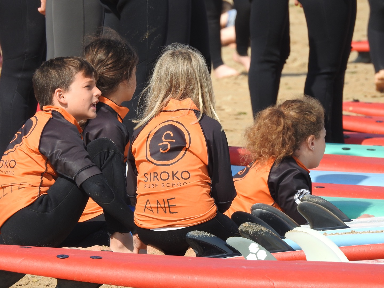Campus verano Siroko Surf School 2019